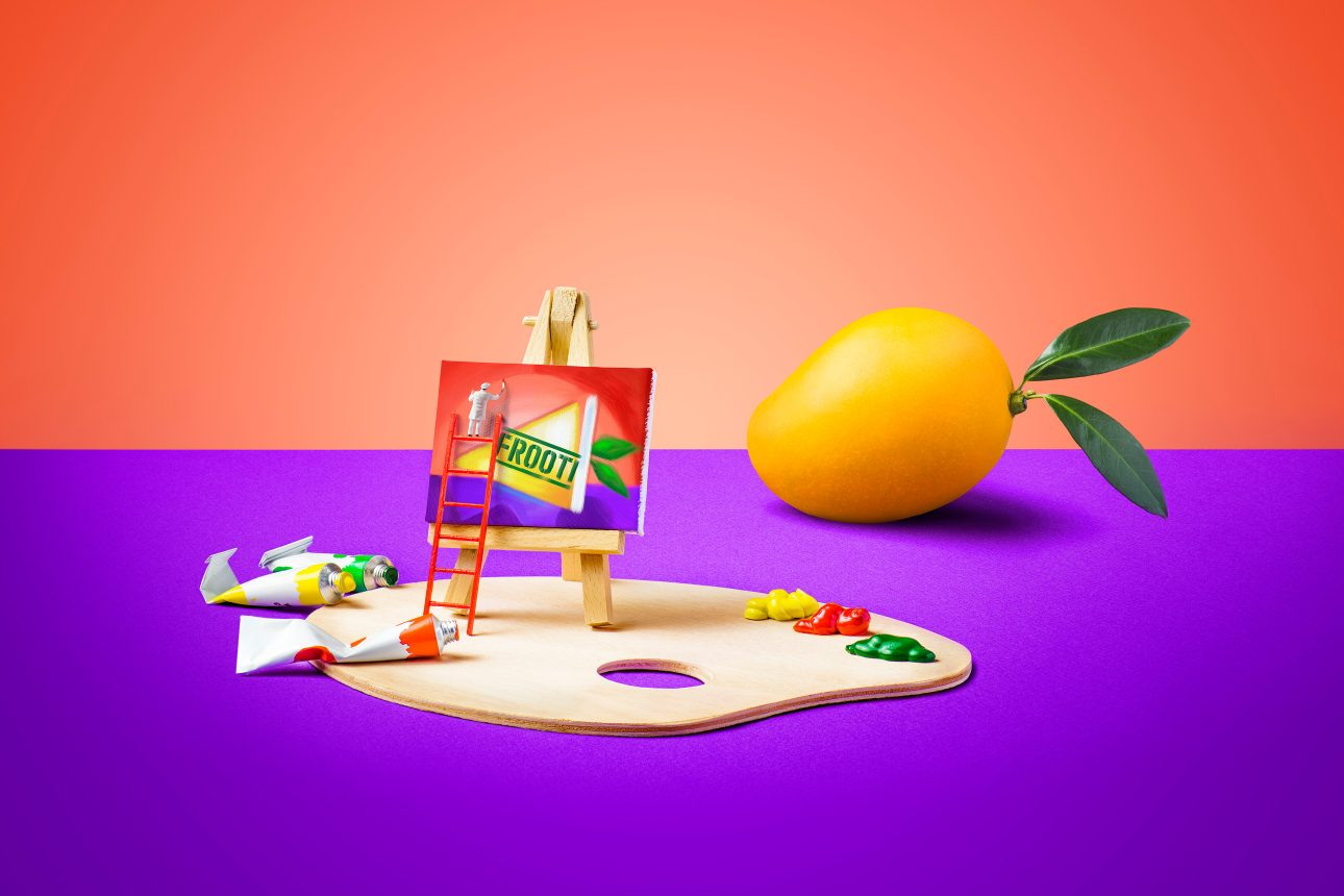 Frooti Photography by Marion Luttenberger (MediumLarge Studio)