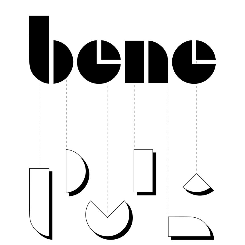 Photography for Bene by Marion Luttenberger (MediumLarge Studio)