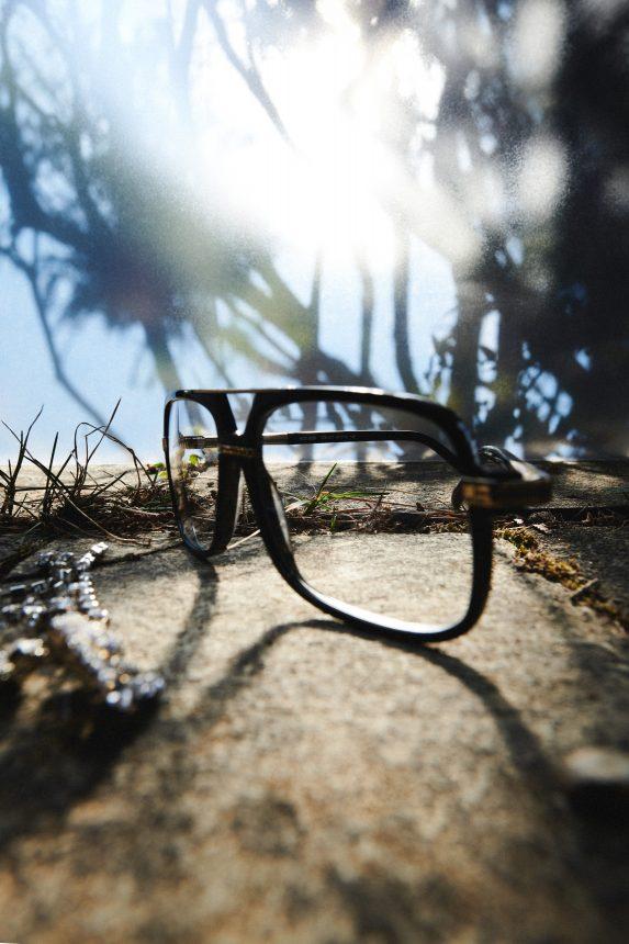 Cazal Eyewear Photography by Marion Luttenberger (MediumLarge Studio)