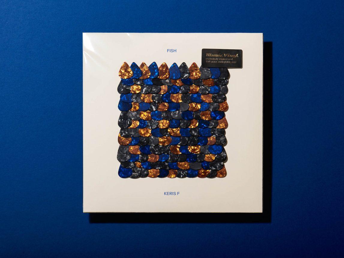 Fish by Keris F / Vinyl Cover