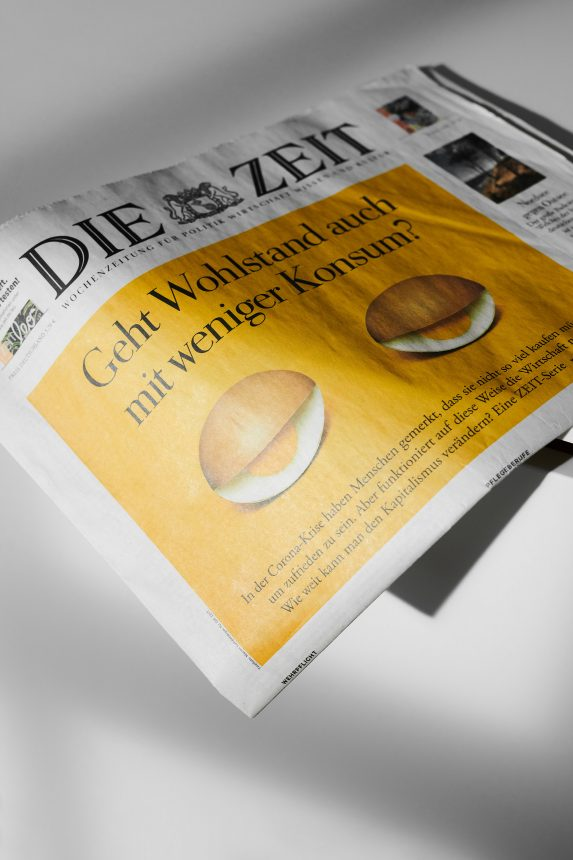 Die Zeit / N°29 Photography by Marion Luttenberger (MediumLarge Studio)